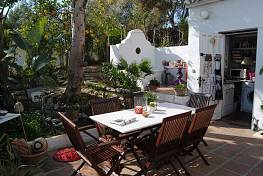 Townhouse in Andalucía style Village with  quiet atmosphere