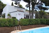 Lovely villa situated in La Montua, a place surrounded by nature, just minutes from downtown