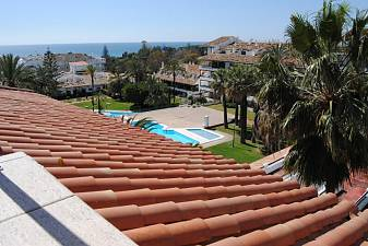 Top Floor apartment in Carolina Park, Golden Mile Marbella