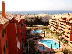 New apartment with fantastic sea views close to Marbella centre and beach
