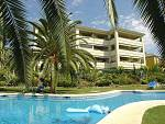 Beautiful ground floor South facing apartment situated close to Marbella centre