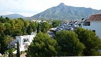Ancon Sierra -  GOLDEN MILE - MARBELLA! Penthouse on two floors, panoramic sea and mountain views