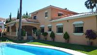 A nice family house situated in an established residential area of Marbella, close to all amenities