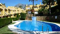 Marbella, town house in residential area near town in walking distance  to shops and restaurants