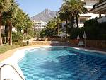 Las Canas Beach, Apartment in front line beach complex, Marbella-Golden Mile