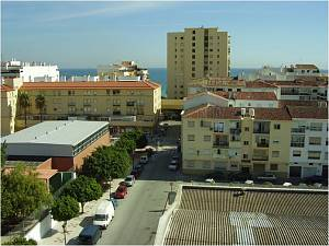 Nice 2 bedroom apartment in the center of Estepona