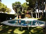 Andalucian style duplex apartment close to golf and international college in Nueva Andalucia