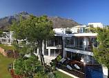 Contemporary houses in the most prestigious residential zone of  MARBELLA