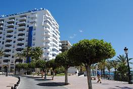Luxury duplex penthouse  at Marbella Centre Paseo Maritimo
